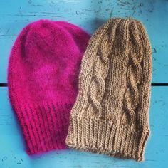 Pipotehdas täydessä tehossa Knitted Hats, Beanie, Knitting, Monet, Diy, Fashion, Moda, Tricot, Bricolage