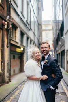 city wedding portraits // view ruffledblog.com
