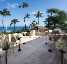 Is This The Hau Terrace Halekulani Beautiful Yes It