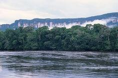 Guaviare (Región del Amazonas), Colombia.
