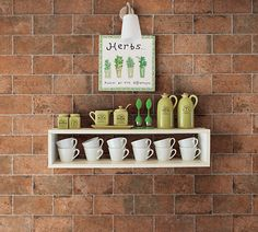 Mediterranea Chicago Brick Serie - Wrigley Red; Porcelain Brick Tile