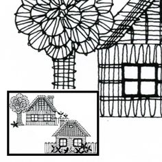 Pattern 2 Houses