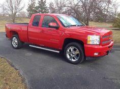 2011 Chevrolet Silverado 1500, 68,787 miles, $25,000.