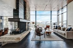 Image result for mountain modern decor?