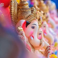 Make this Ganesha Chathurthi 2020 special with rituals and ceremonies. Lord Ganesha is a powerful god that removes Hurdles, grants Wealth, Knowledge & Wisdom. Jai Ganesh, Ganesh Lord, Ganesh Idol, Shree Ganesh, Ganesh Statue, Lord Shiva, Shri Ganesh Images, Ganesha Pictures, Ganpati Picture