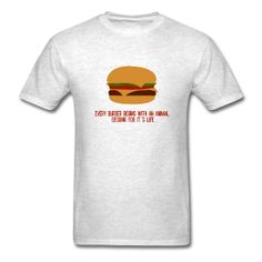 Animal Right - Men's T-Shirt
