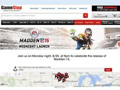 Retailers to open early for Madden 15 release Madden 15 release