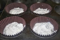 Caroline Makes....: Mini Oreo Cheesecakes, Slimming World style