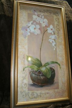 Free: Orchid Home Interior Picture - Other Home & Gardening Items Home Interiors And Gifts, Classic House, My House, Orchids, Interior Decorating, Home And Garden, Xmas, Gardening, Colours