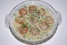 O kuchni z uczuciem : Pulpety w sosie koperkowym.