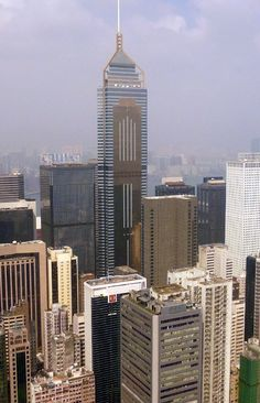 Hong Kong  Central Plaza