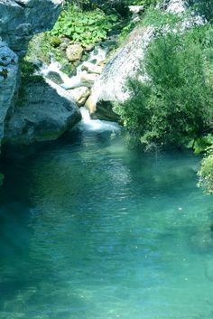 Alto Molise, the Blue Lagoon