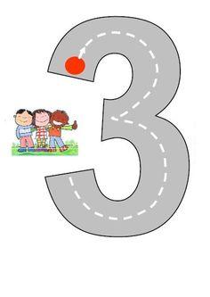 okul oncesi 2 ve 3 Yaş Çocuğuna Eğlenceli Sayı Öğretimi, okul oncesi etkinlik, okul oncesi sanat etkinlikleri, etkinlik ornekleri