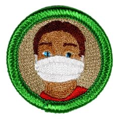 Cross Stitch Embroidery, Cross Stitch Patterns, Machine Embroidery, Money Notes, Textile Fiber Art, Merit Badge, Plastic Canvas Patterns, Girl Scouts, Needlepoint