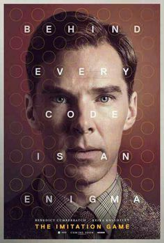 Such an awesome film! I Know a lot of things on the enigma machine. But I didn't know anything about Alan Turing, the very famous mathematician who discovered how to resolve the problem of enigma. He was a hero.