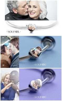 Capture all memorable moments in your life. Get a special present for your loved ones. Soufeel Jewelry, for every memorable day!