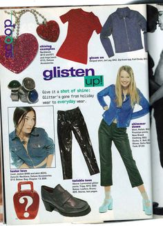 The 11 Most Essential Mid Back-To-School Teen Girls Fashion 90s Teen Fashion, Early 2000s Fashion, Grunge Fashion, Womens Fashion, Cheap Fashion, Outfits Teenager Mädchen, Teen Girl Outfits, Girls Magazine, Seventeen Magazine