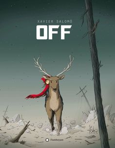 Off, Xavier Salomó Fukushima, Album Jeunesse, Conte, Illustration, Moose Art, Editorial, San, Books, Animals