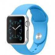 http://styletechnews.com/shop/smart-fashion/smart-watches/apple-watch-38mm-silver-aluminum-case-blue-sport-band/ - Apple Watch 38mm Silver Aluminum Case Blue Sport Band - ELIGIBLE FOR FAST AND FREE 2-DAY SHIPPING IF YOU ARE A PRIME SUBSCRIBER. APPLE WATCH SPORT with mAGNETIC CHARGING CABLE, USB ADAPTER.All new Apple units include a 1 12 months producer guaranty by means of Apple. This merchandise would possibly include a overseas charger If this is the case, a FREE US adapter might be...