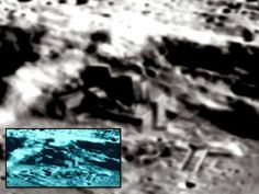 China releases Moon footage of 'alien bases'