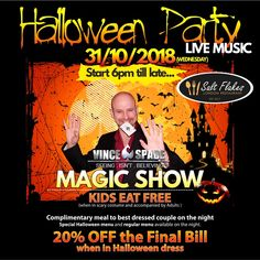 great will be held in Halloween Menu, Salt Flakes, Scary Costumes, Restaurant, London, Diner Restaurant, Restaurants, London England, Dining