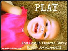 Why Is Play Important in Early Childhood Development?