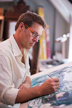 Daniel Merriam - né en 1963 aux Etats-Unis