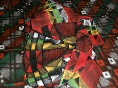 old TETEM blanket