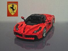 LaFerrari: A LEGO® creation by Ryan Link : MOCpages.com
