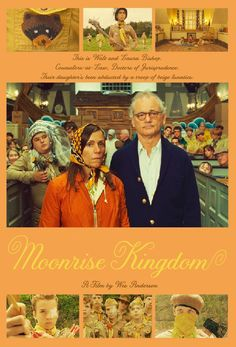 Bill Murray and Wes Anderson? Yes Please!