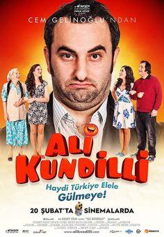 Ali Kundilli - 20 Şubat 2015 Cuma | Vizyon Filmi #AliKundilli #Sinema #Movie #film Cem Gelinoğlu http://www.renklihaberler.com/sinema-758-Ali-Kundilli