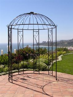 Gazebo Unadorned