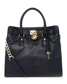 81f00185f76f MICHAEL Michael Kors Hamilton Large Tote. $358 Fashion Handbags, Mk Handbags,  Burberry Handbags