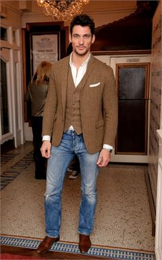 David Gandy - Vogue.it