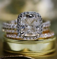 Engagement ring idea; Featured Photographer: Pamela Hults Photography
