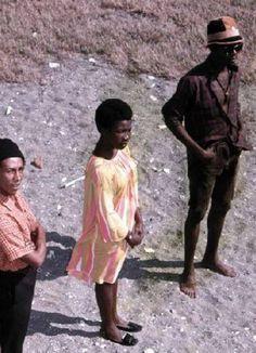 **The Wailers** Bob Marley, Peter Tosh & Rita Marley, Plumb Point Lighthouse, Port Royal, Palisadoes Peninsula, Jamaica, 1968. ►►More fantastic pictures, music and videos of *The Wailing Wailers/The Wailers→'74/Bob Marley&The Wailers & Robert Nesta Bob Marley* on: https://de.pinterest.com/ReggaeHeart/ ©Astley Chin/ https://www.urbanimage.tv #BobMarley #Wailers #TodayInBobsLife #RobertNestaMarley #BobMarleyQuotes #ReggaeHeart