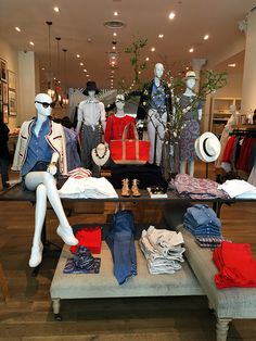 Mizhattan - Sensible living with style: *SUNDAY WINDOW SHOPPING* J.Crew Fifth Avenue (April '16)