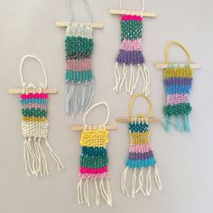 Arts and crafts Paper For Kids - - - Arts and crafts For Teens Teenagers - Arts and crafts For Kids Winter Arts And Crafts For Adults, Arts And Crafts House, Arts And Crafts Projects, Crafts For Kids, Kids Diy, Diy Projects, Weaving For Kids, Weaving Art, Loom Weaving