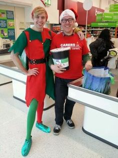 Text Santa's little helpers :)
