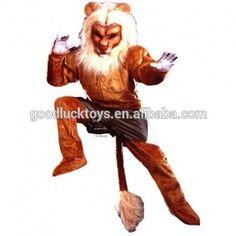 Lion w/Deluxe Mane Mascot Costume Event Marketing, Mascot Costumes, Lions, Events, Free Shipping, Future, Lion, Future Tense