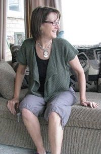Drape Knit Summer Cardigan - If you love embracing the warm summer sun, but loath the abrasive air conditioning in stores and restaurants, then the Drape Knit Summer Cardigan is a must-have for your summer wardrobe. Made in the stockinette stitch, this sweater pattern will be one of your favorite knitting ideas you find this year. Read more at http://www.allfreeknitting.com/Knit-Cardigans/Drape-Knit-Summer-Cardigan#8urWemcaqwrXJKVB.99