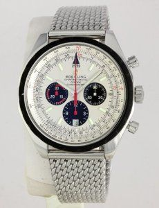 Breitling Chrono-Matic 49 Chronograph Mens Watch A1436002-G658SS