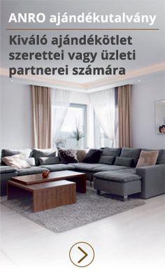 ANRO ajándékutalvány - kiváló ajándékötlet szerettei vagy üzleti partnerei számára Home Decor, Decor, Curtains