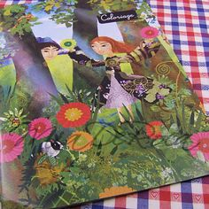 Designer Malbuch Florelie für Kinder - MiaDeRoca Designer, Painting, Coloring Book, Woodland Forest, Kids, Painting Art, Paintings, Painted Canvas, Drawings
