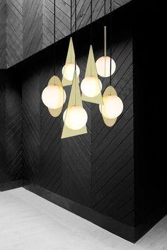 @TomDixon Plane Pendant Lamp  | buy it in Domésticoshop.com