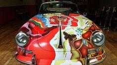Car Crush: Janis Joplin's 1964 Porsche Cabriolet - Chicago Tribune