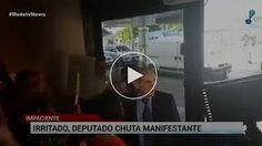 Galdino Saquarema 1ª Página: Ex-ministro da Saúde é vaiado e chuta manifestante...
