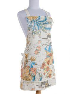 Geisha Garden Tattoo Apron #InkedShop #apron #AsianInspired #kitchen #accessories #cute #style