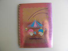 【1986】Notebook ★Little Twin Stars★