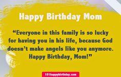 Birthday Message For Mother, Happy Birthday Mom, Happy Birthday Messages, Quotes, Life, Image, Birthday Message For Mom, Happy Anniversary Messages, Quotations